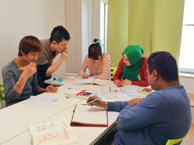 Những người đã học tiếng Nhật nhưng không nói được